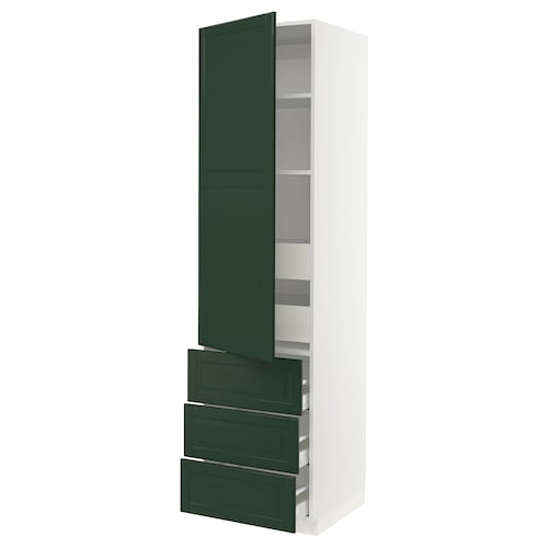 IKEA SEKTION / MAXIMERA High cabinet w/door & 5 drawers