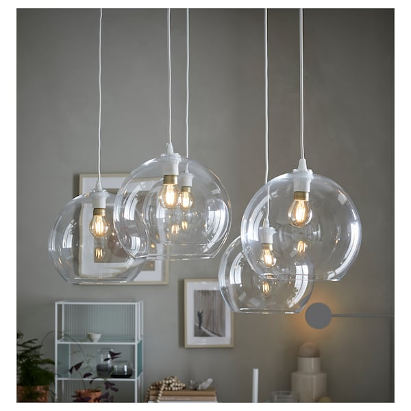 Jour Transparent Abat Verre Suspension Jakobsbyn 9E2IWHDY