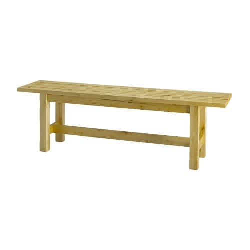 basic wooden bench plans