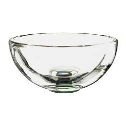 BLANDA bowl, clear glass Diameter: 5 cm Height: 2 cm Package quantity: 4 pieces
