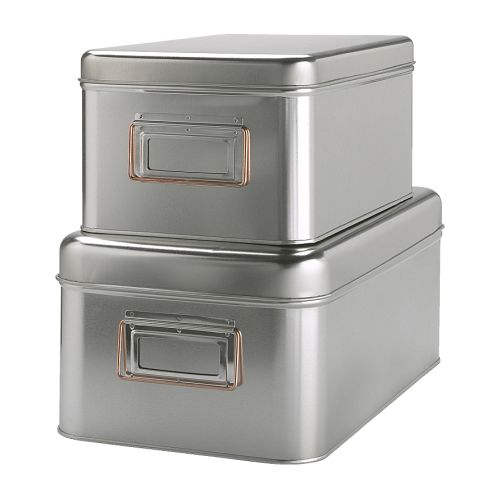 Metal storage box canada
