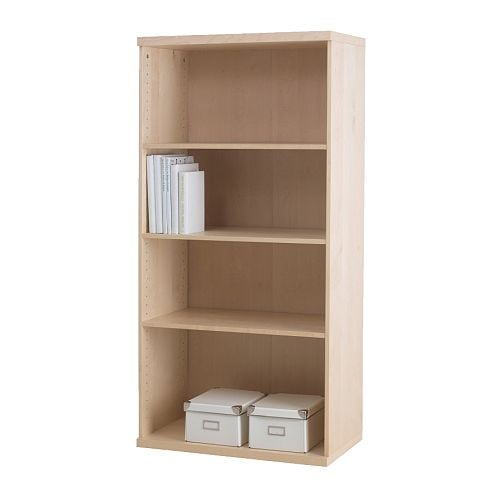 Went With The Bonde Book Shelf From Ikea Pic And