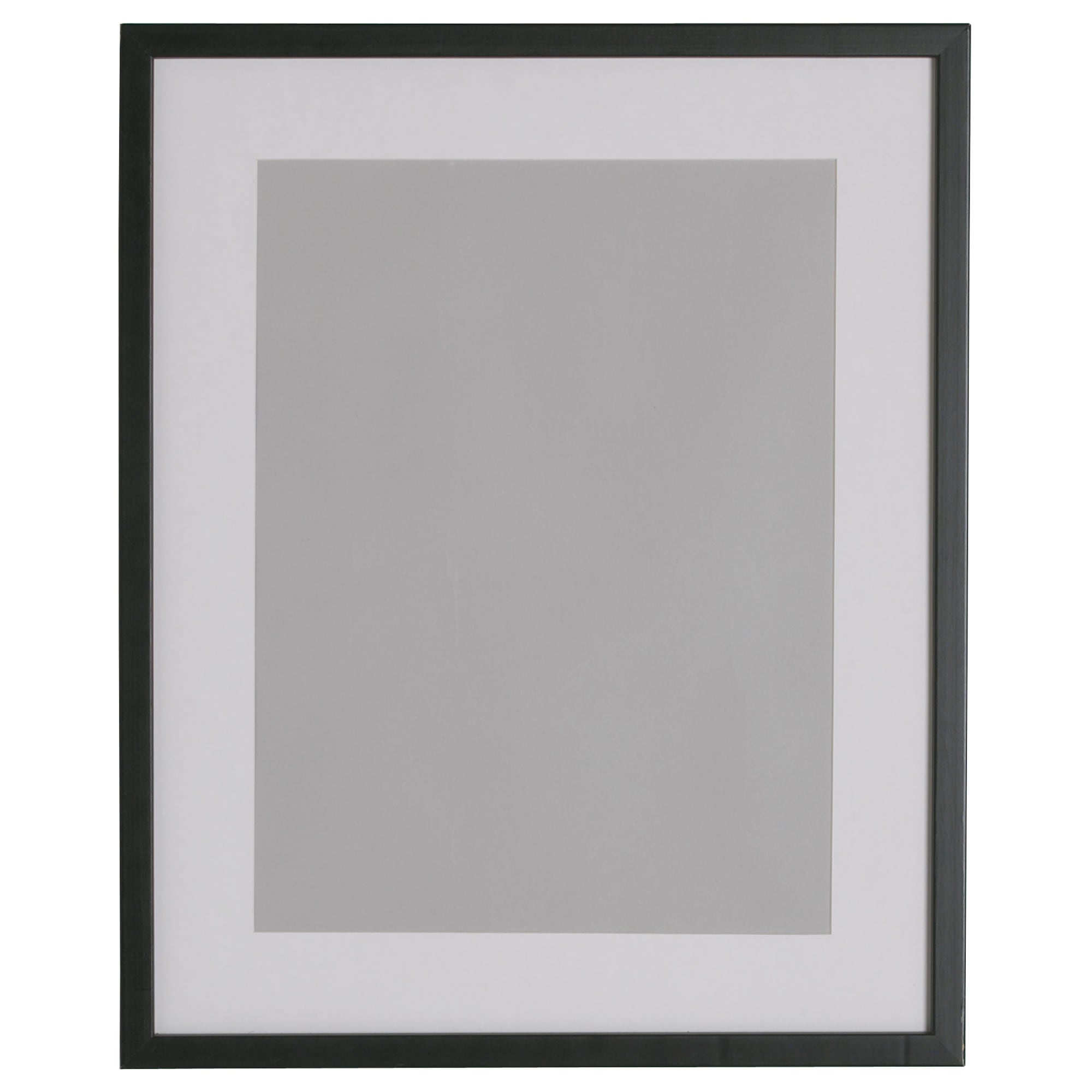 ribba frame black picture without mat width 12 picture without mat