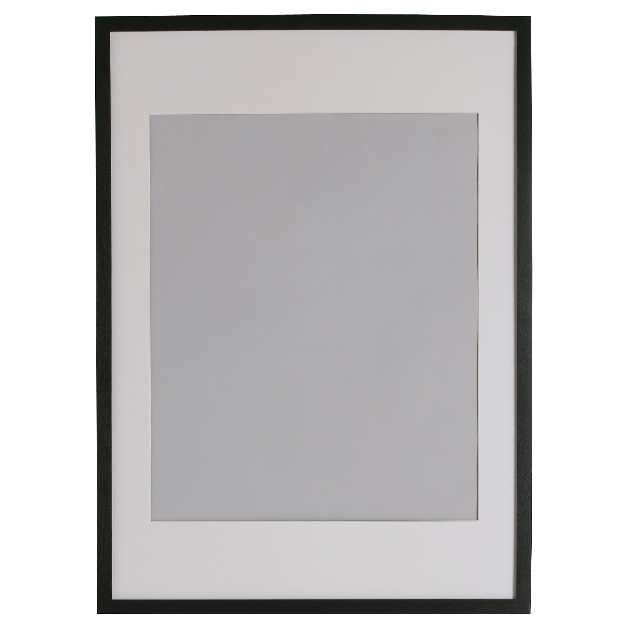 ribba frame black picture without mat width 19 picture without mat
