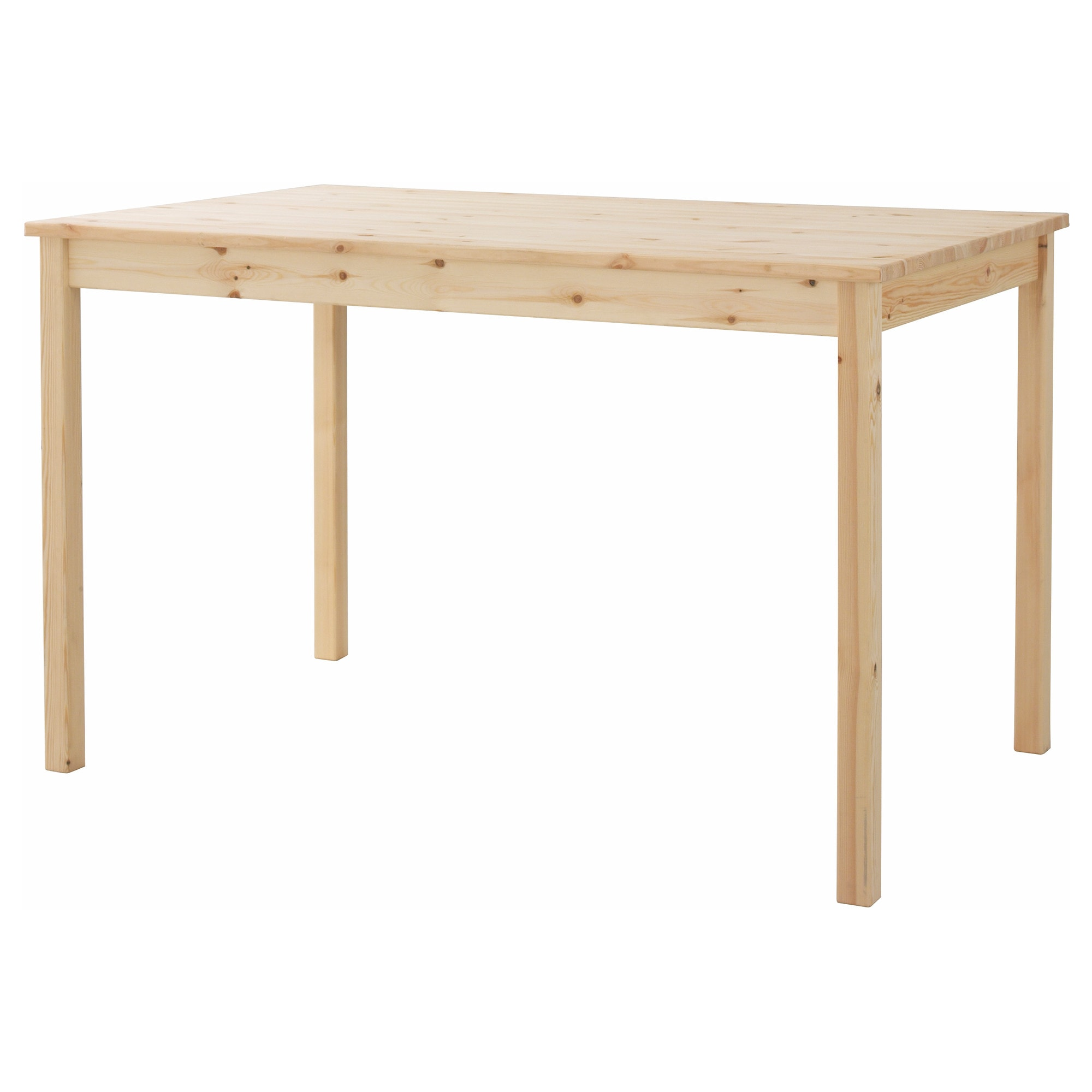 INGO table, pine Length: 47 1/4