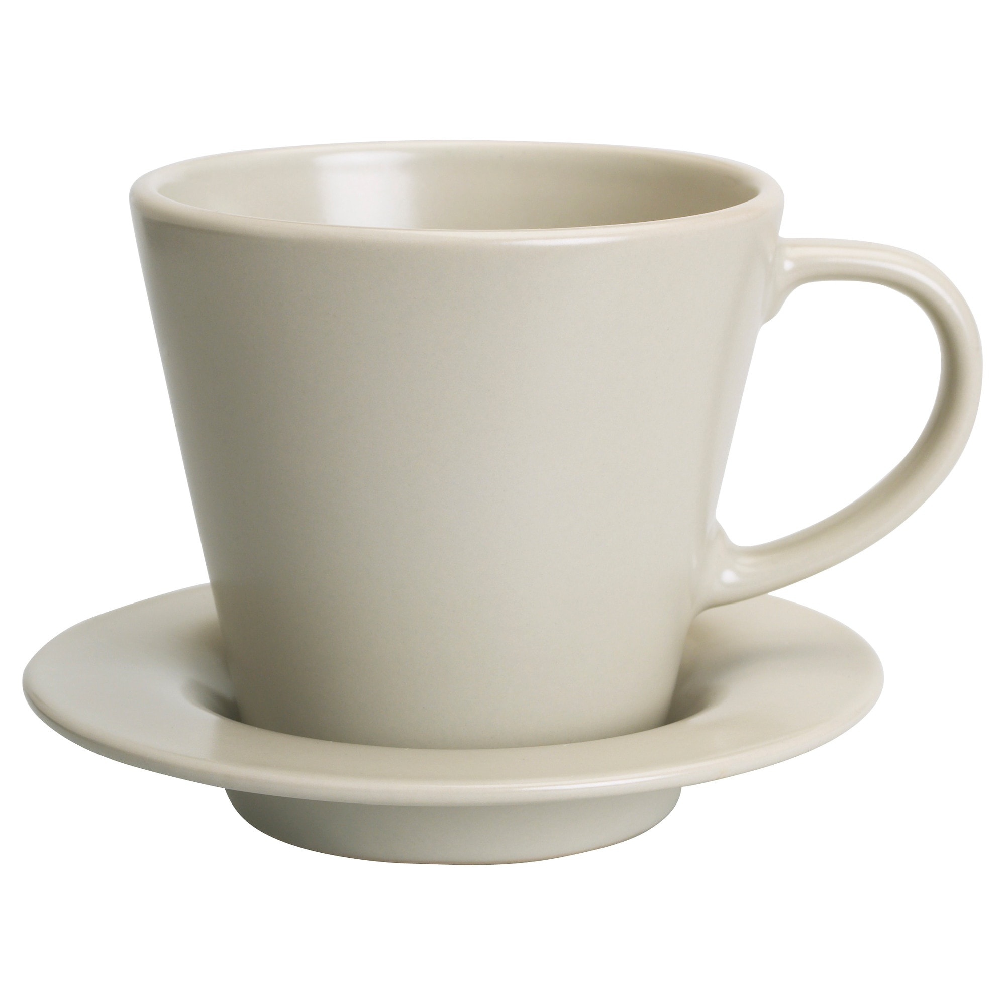 Dinera Coffee Cup And Saucer