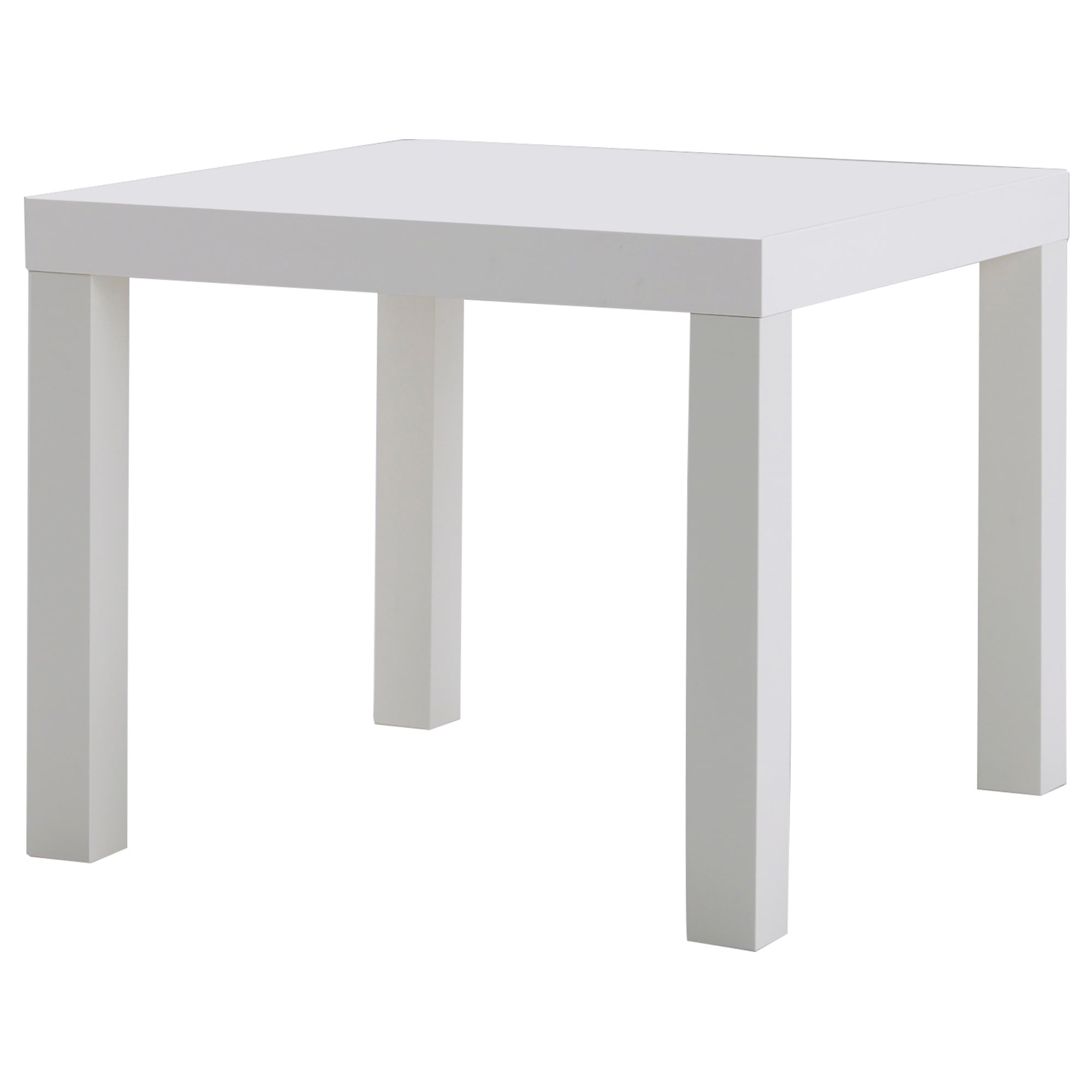 White side table - White Side Table 0