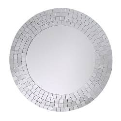 TRANBY mirror, mirror glass Diameter: 50 cm