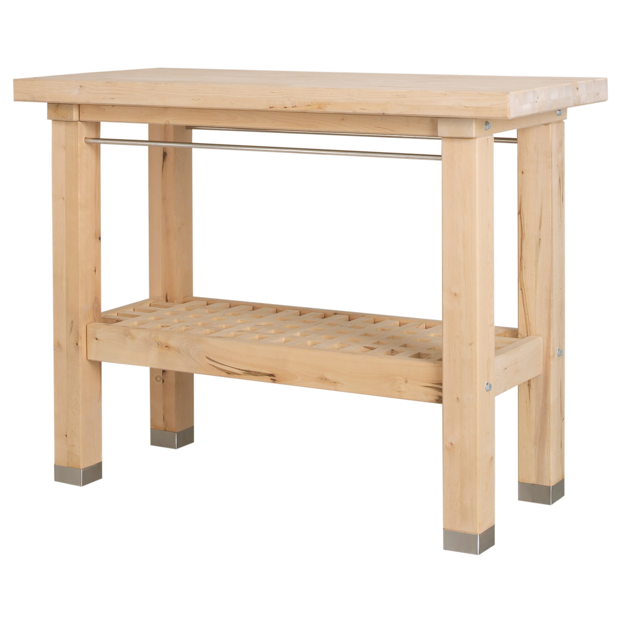 Butcher Block Table Ikea