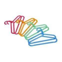 BAGIS children's coat-hanger, assorted colours Width: 35 cm Package quantity: 8 pack