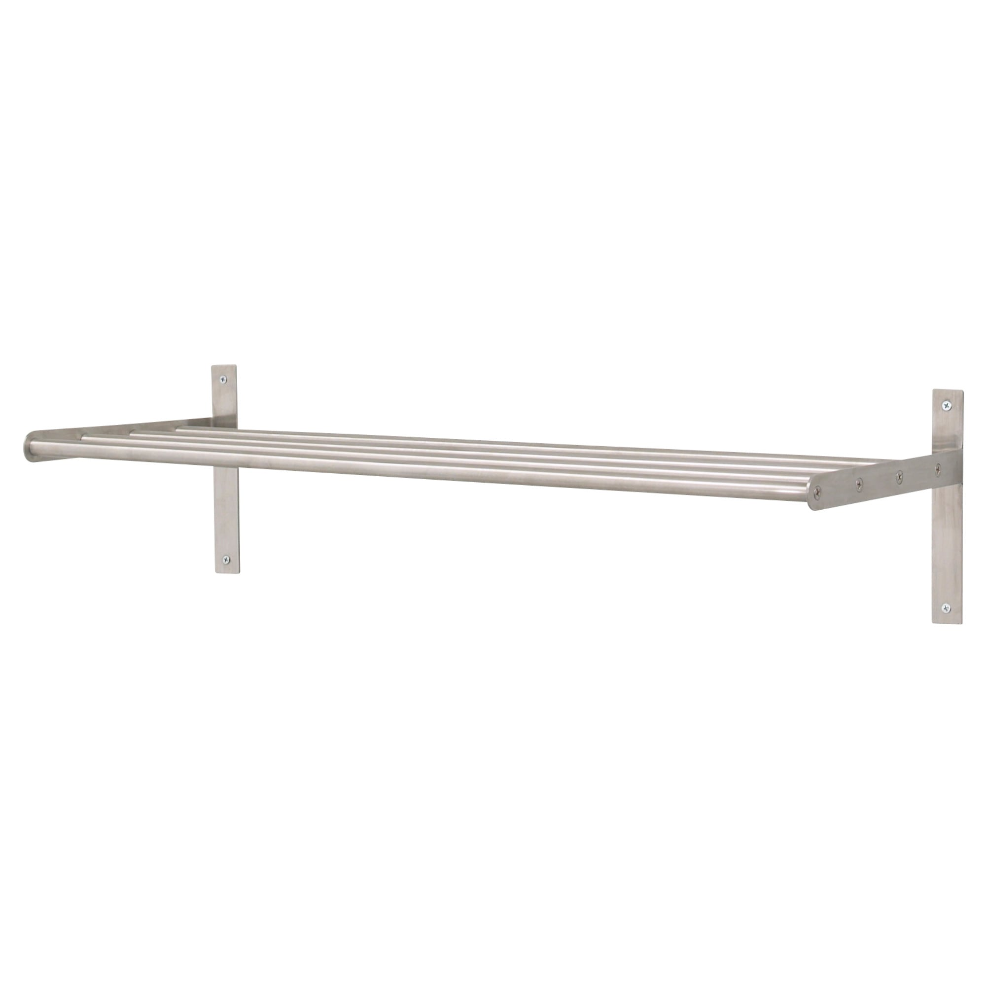 GRUNDTAL towel hanger shelf  stainless steel Length  31 1 2   Depth. Towel Rails   Holders   IKEA