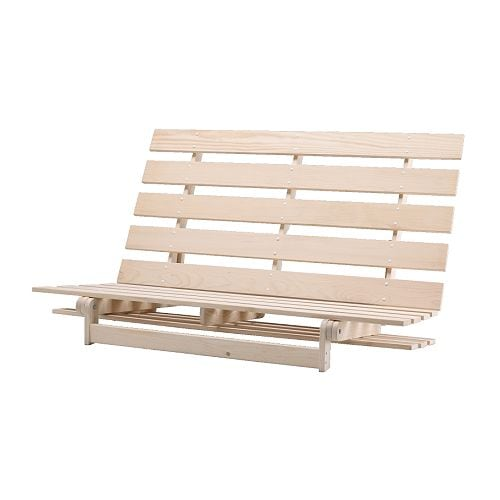 Grankulla Futon Sofa Frame Now 9 Was 39 Ikea In Wood