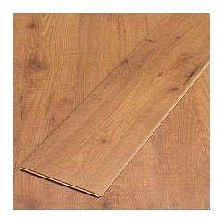 "TUNDRA floor, click-lock function, antique effect Length: 4 ' 6 "" Width: 8 "" Plank thickness: 1/4 "" Length: 138 cm Width: 19.3 cm Plank thickness: 7 mm"