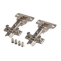INTEGRAL hinge for fridge/freezer Opening angle: 95 ° Package quantity: 2 pack