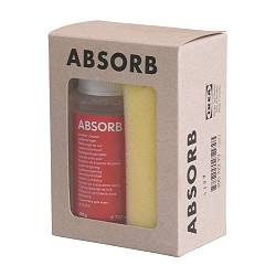 ABSORB leather cleaner