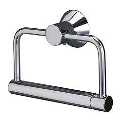 SÄVERN toilet roll holder, chrome-plated Width: 14 cm Height: 10 cm