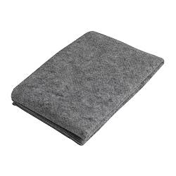 "STOPP FILT rug underlay with anti-slip Length: 4 ' 1 "" Width: 2 ' 2 "" Surface density: 0 oz/sq ft Length: 125 cm Width: 65 cm Surface density: 150 g/m²"