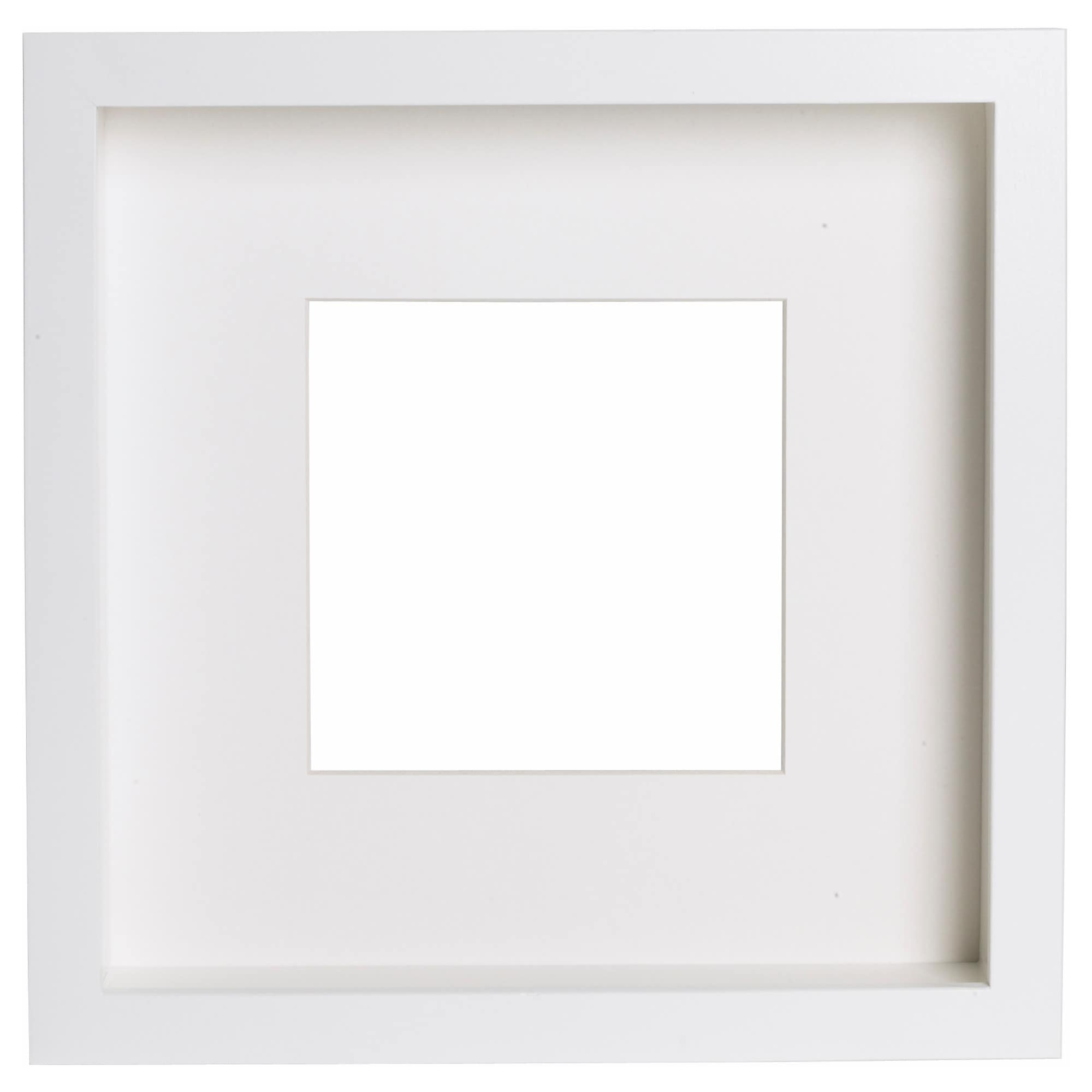 Square White Picture Frame : www.galleryhip.com - The Hippest Pics