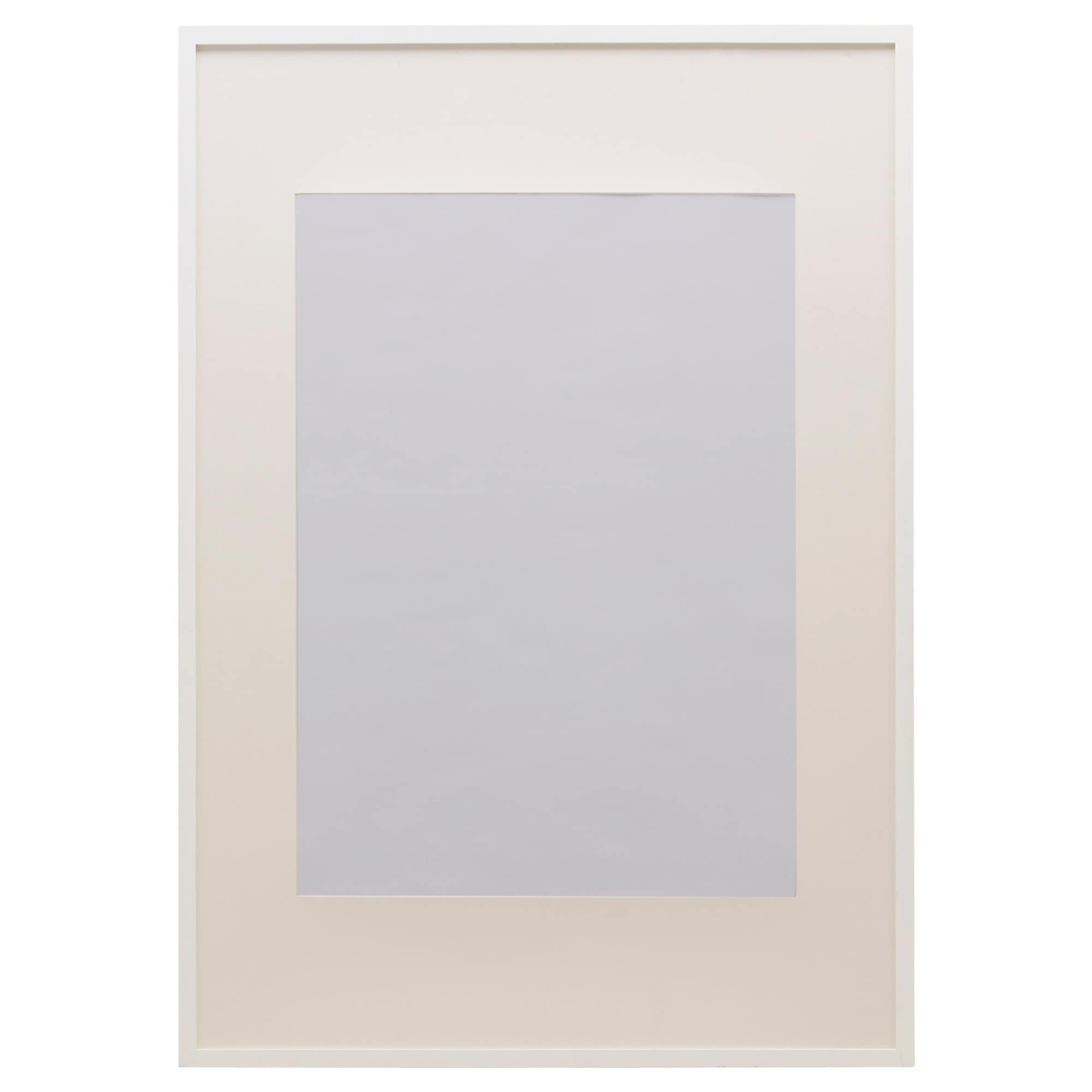ribba frame white picture without mat width 12 picture without mat