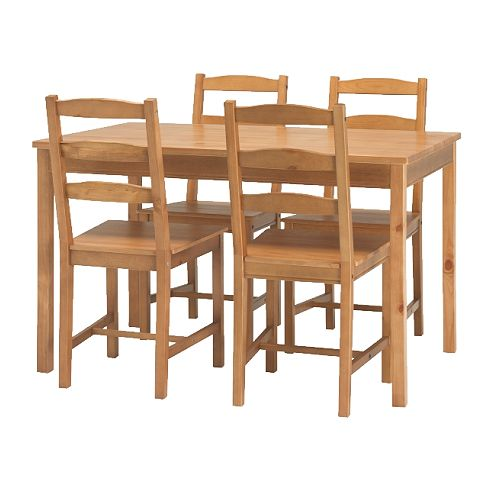 Jpy 7 000 Ikea Jokkmokk Dining Table And Chairs Set