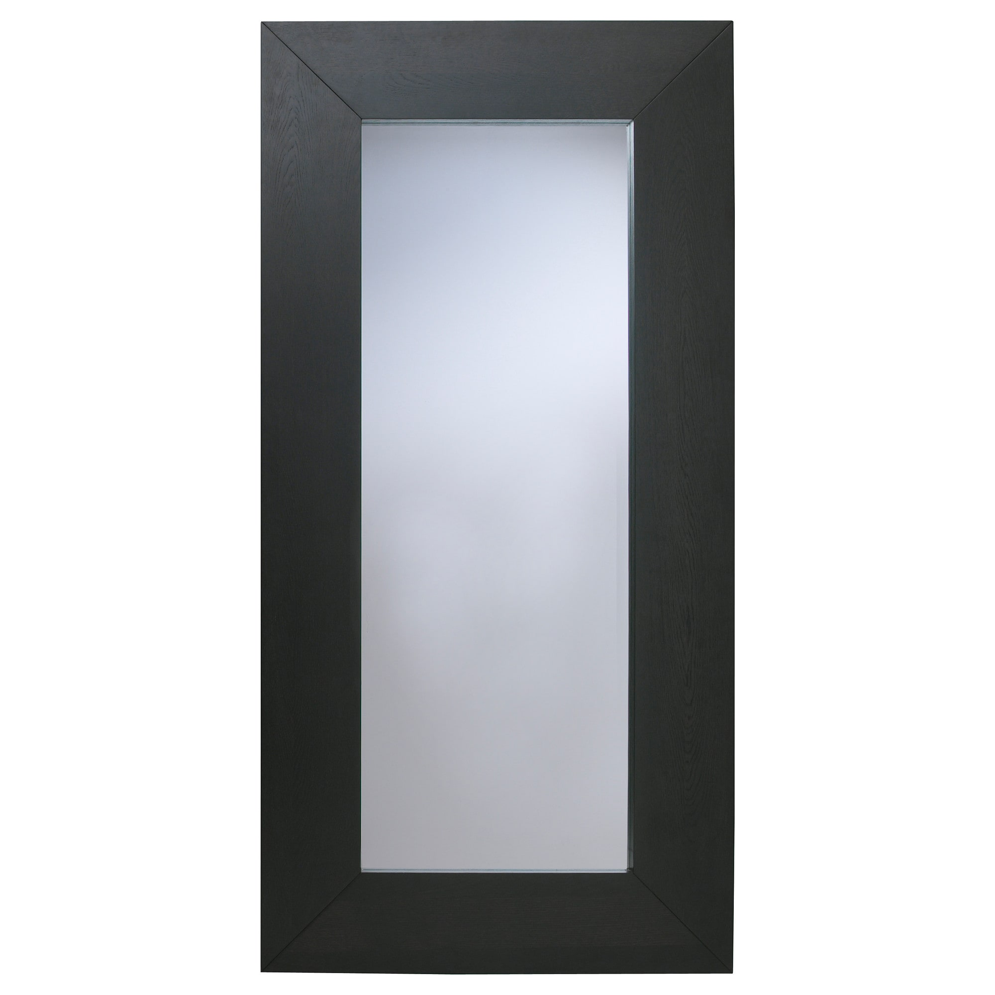 Wall mirrors ikea mongstad mirror black brown width 37 height 74 34 amipublicfo Choice Image