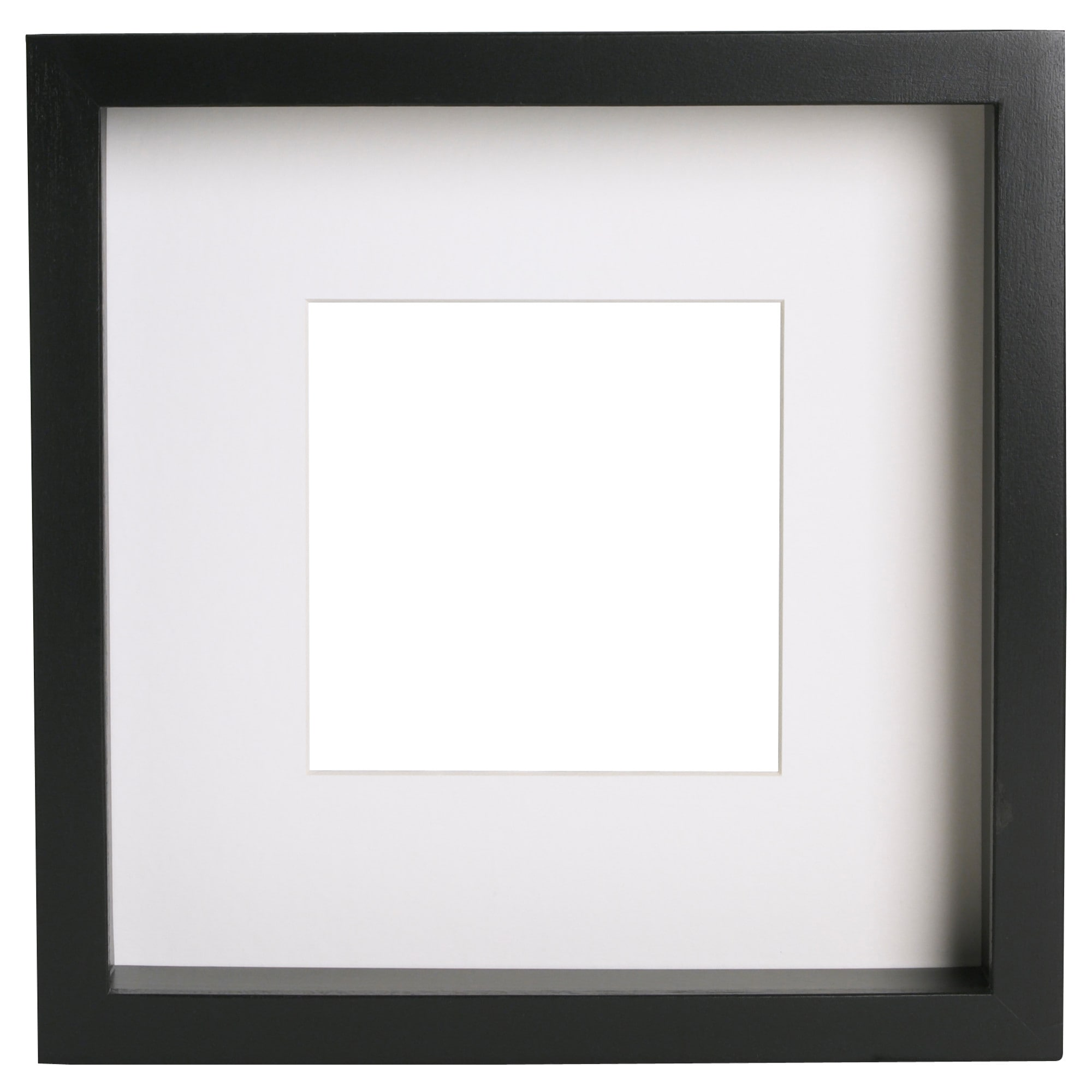 ribba frame black picture without mat width 9 picture without mat