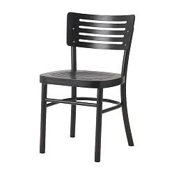 Dining chairs from ikea in wood amp rattan dining room furniture