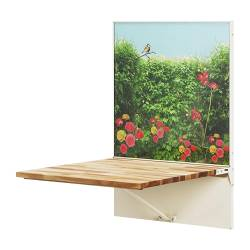 IKEA  | home | Chairs & tables | Tables | Wall-mounted tables | IKEA PS ENKÖPING wall-mounted drop-leaf table