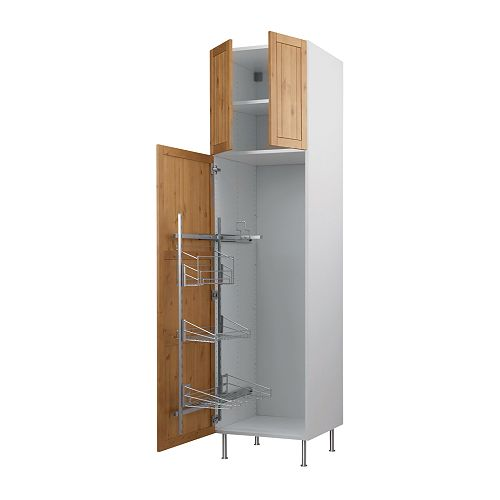 Tall kitchen cabinet for Tall kitchen cabinets