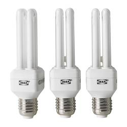 SPARSAM low-energy bulb E26, linear Power: 11 W Package quantity: 3 pack