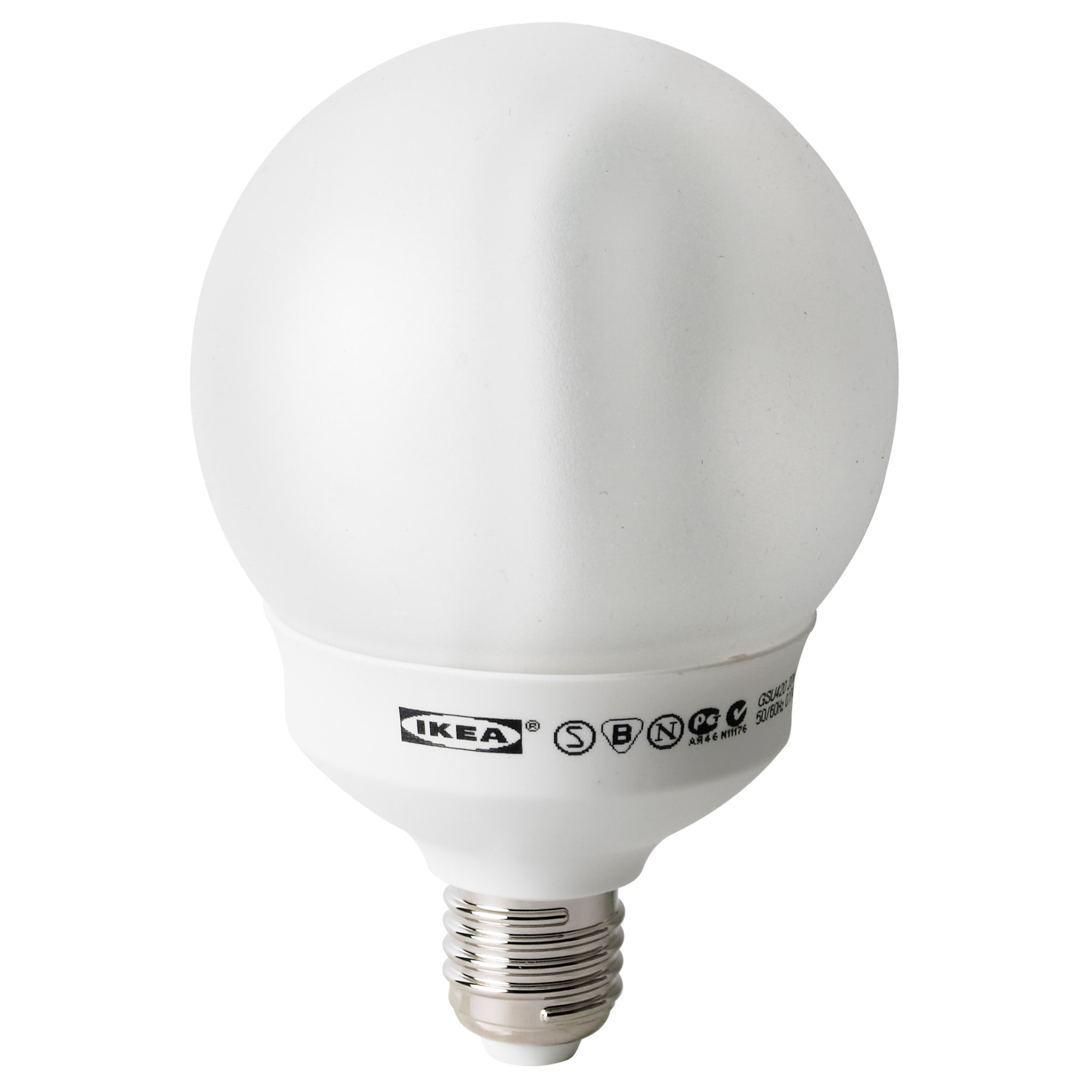 Energy Saving Light Bulbs - IKEA