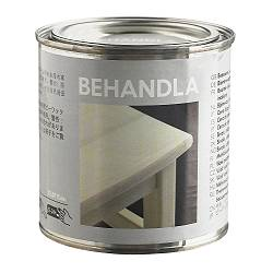 BEHANDLA beeswax polish, colorless Volume: 13 oz Volume: 375 ml