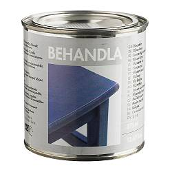BEHANDLA tinta brilhante, azul Volume: 375 ml
