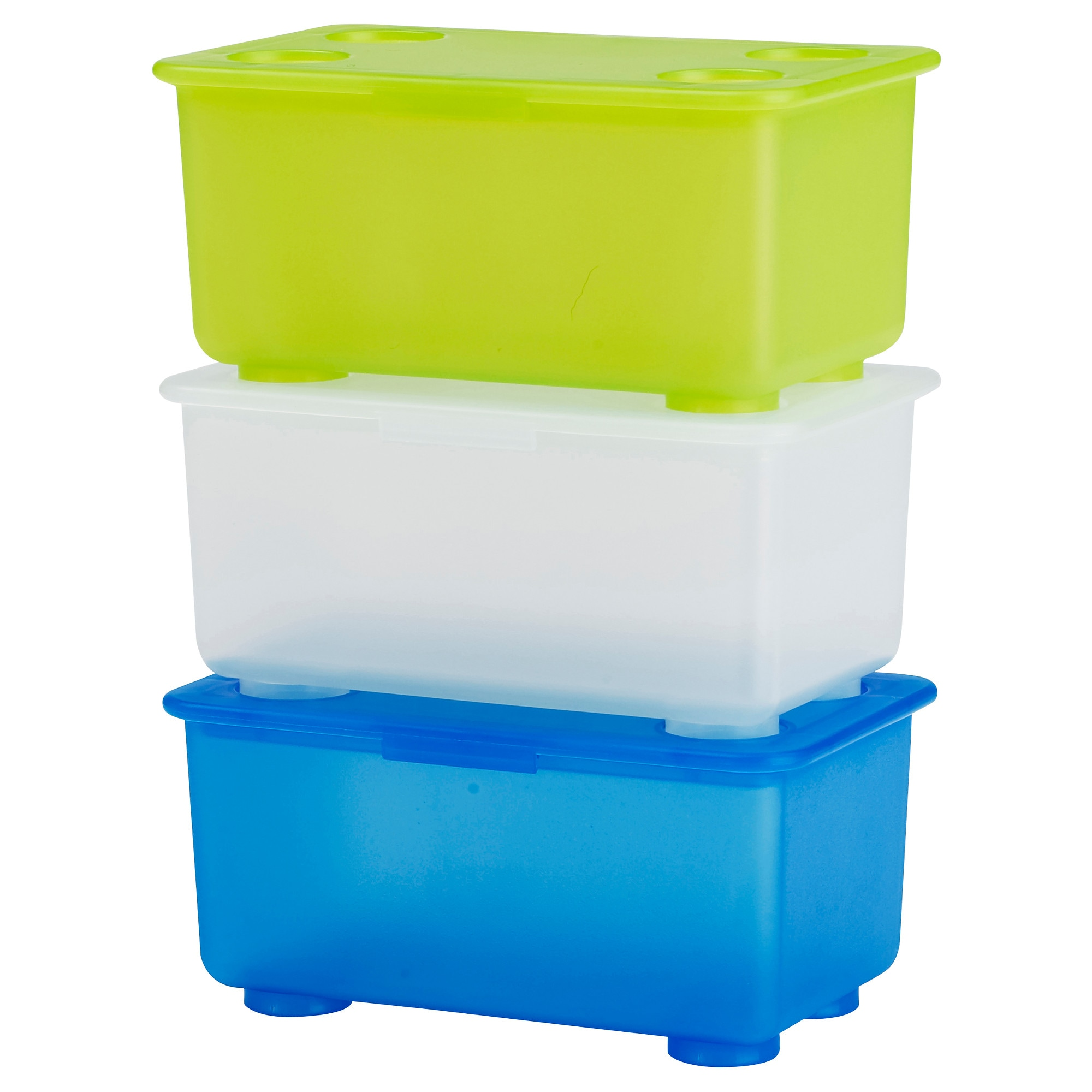 Uncategorized Storage Containers Ikea childrens storage boxes baskets ikea glis box with lid whitelight green blue length 7 width
