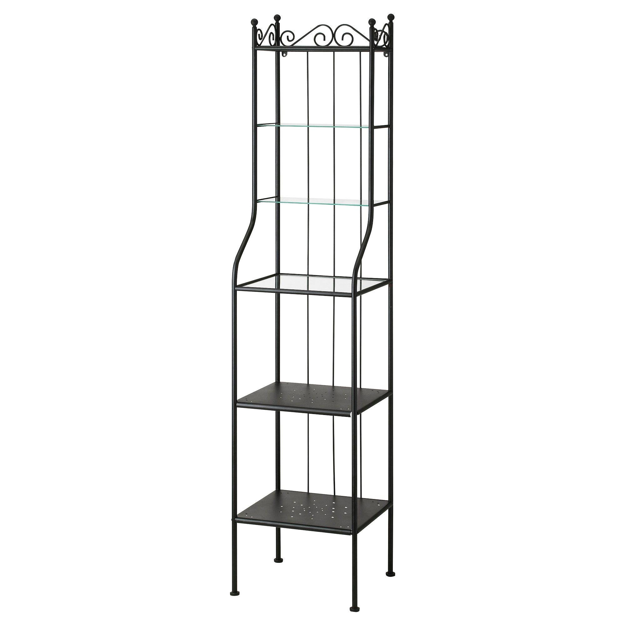 etagere fer forge ikea. Black Bedroom Furniture Sets. Home Design Ideas