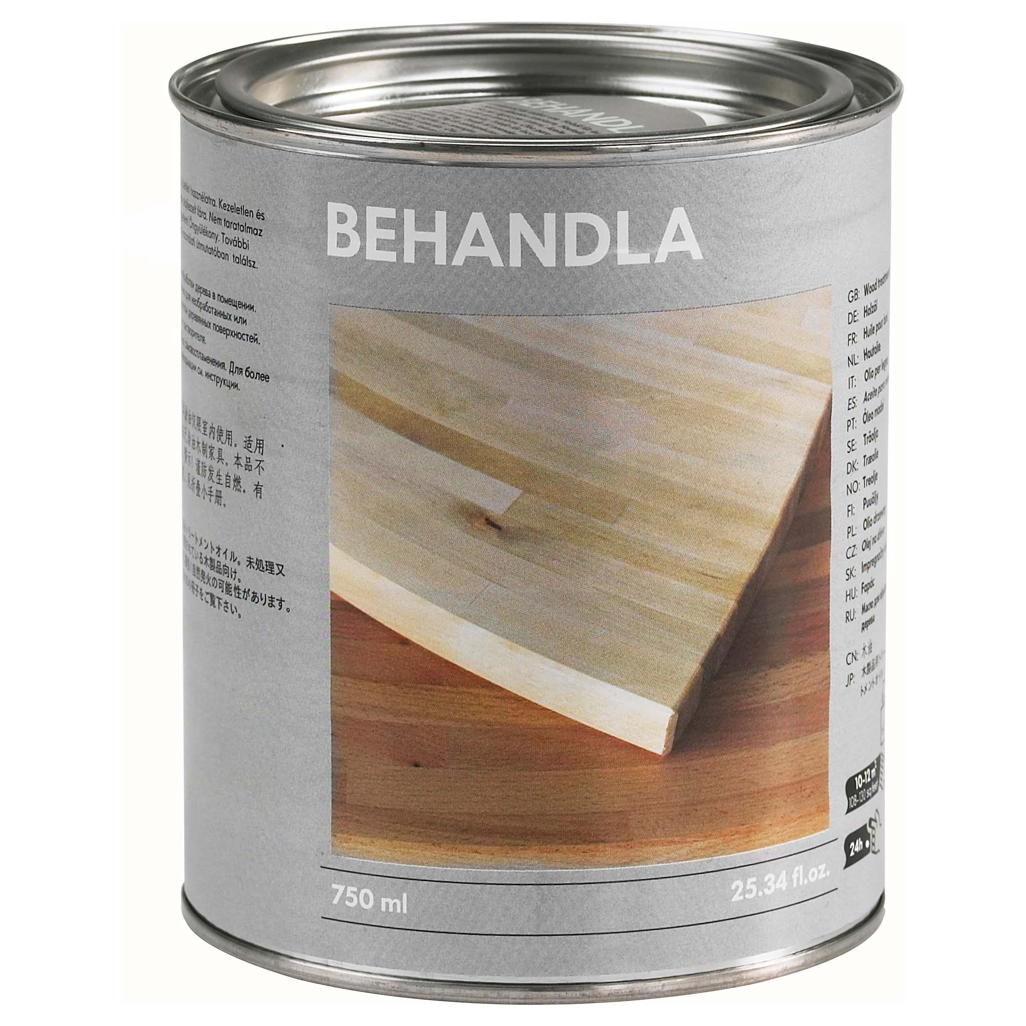 Ikea Wood Countertop Review Behandla Wood Treatment Oil Indoor Use Ikea