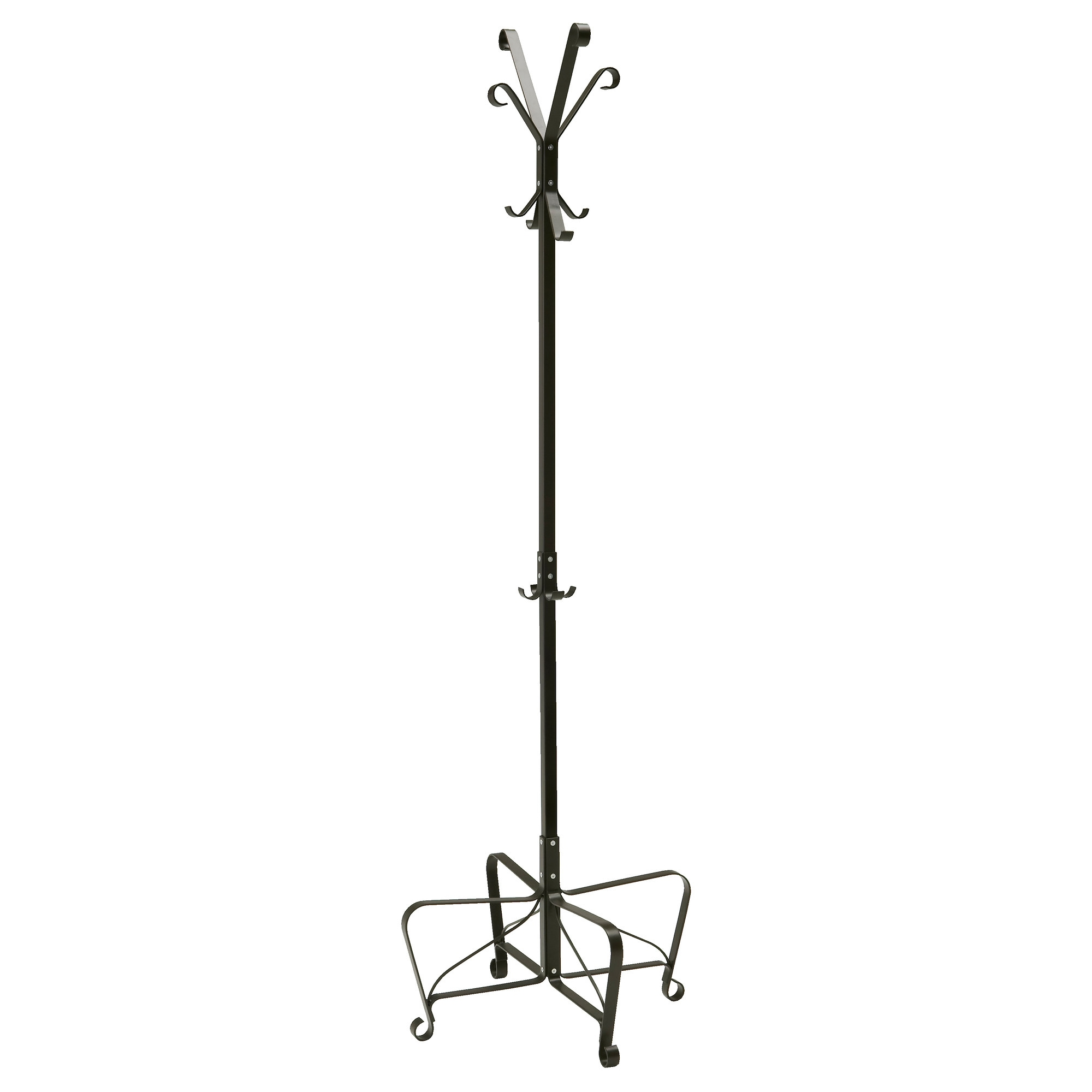 Wall mounted coat rack ikea for Ikea coat rack stand