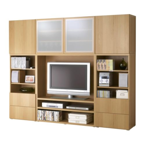 besta cabinet system at ikea. Black Bedroom Furniture Sets. Home Design Ideas