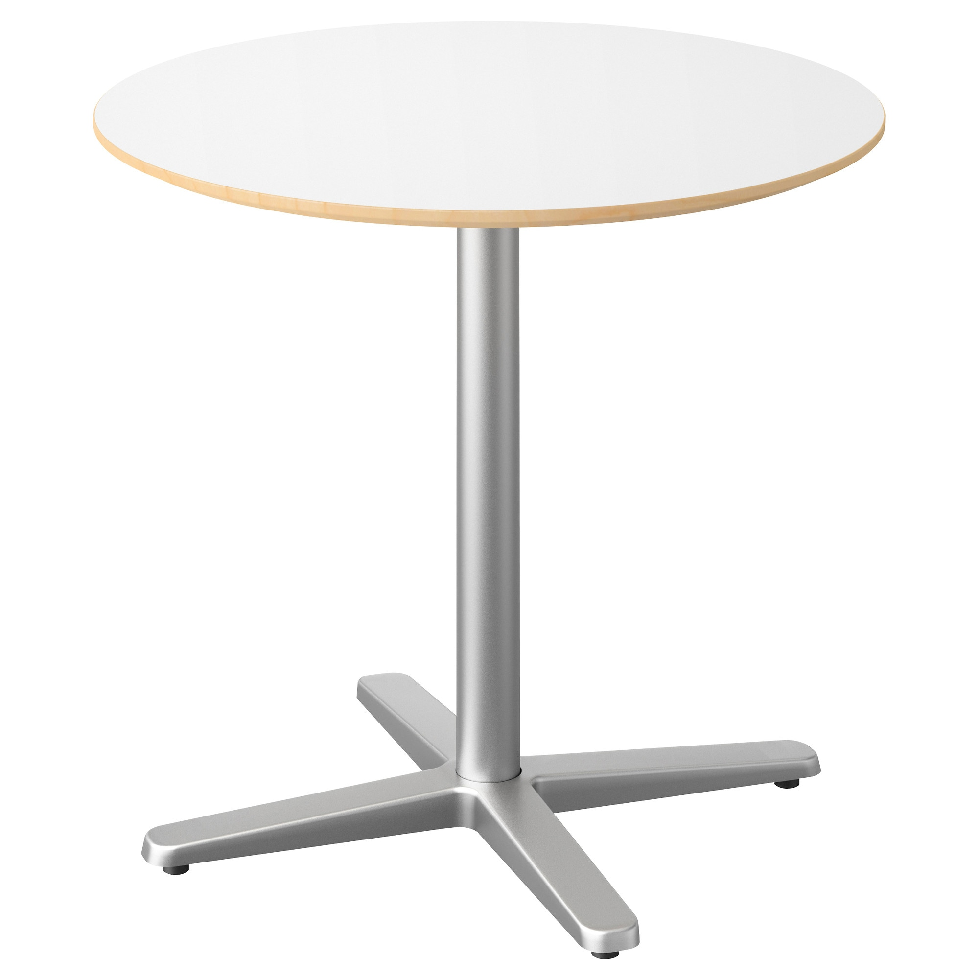 Table basse ronde haute for Table ronde ikea