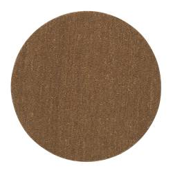 TRAMPA door mat, natural Diameter: 80 cm Surface density: 6000 g/m²