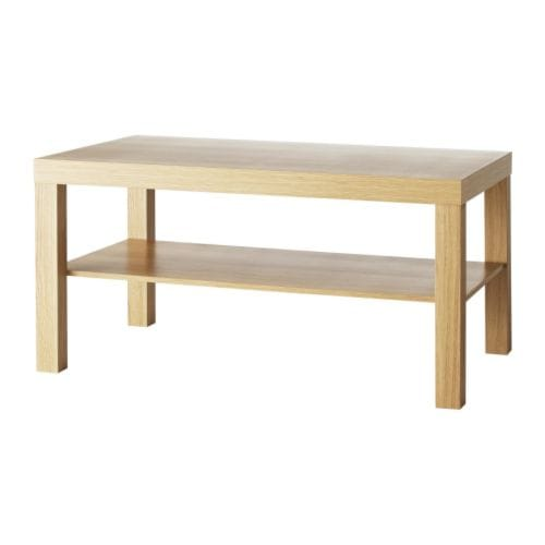 ikea lack wooden coffee side table tv stand new ebay. Black Bedroom Furniture Sets. Home Design Ideas