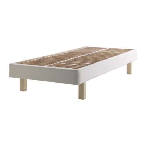 Single beds - Sommier tapissier 140x200 ...