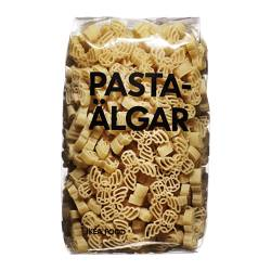 PASTAÄLGAR elk-shaped pasta Net weight: 17.6 oz Net weight: 500 g
