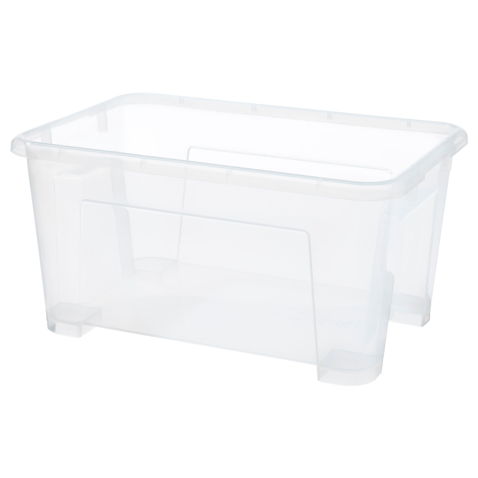 Ikea plastic containers
