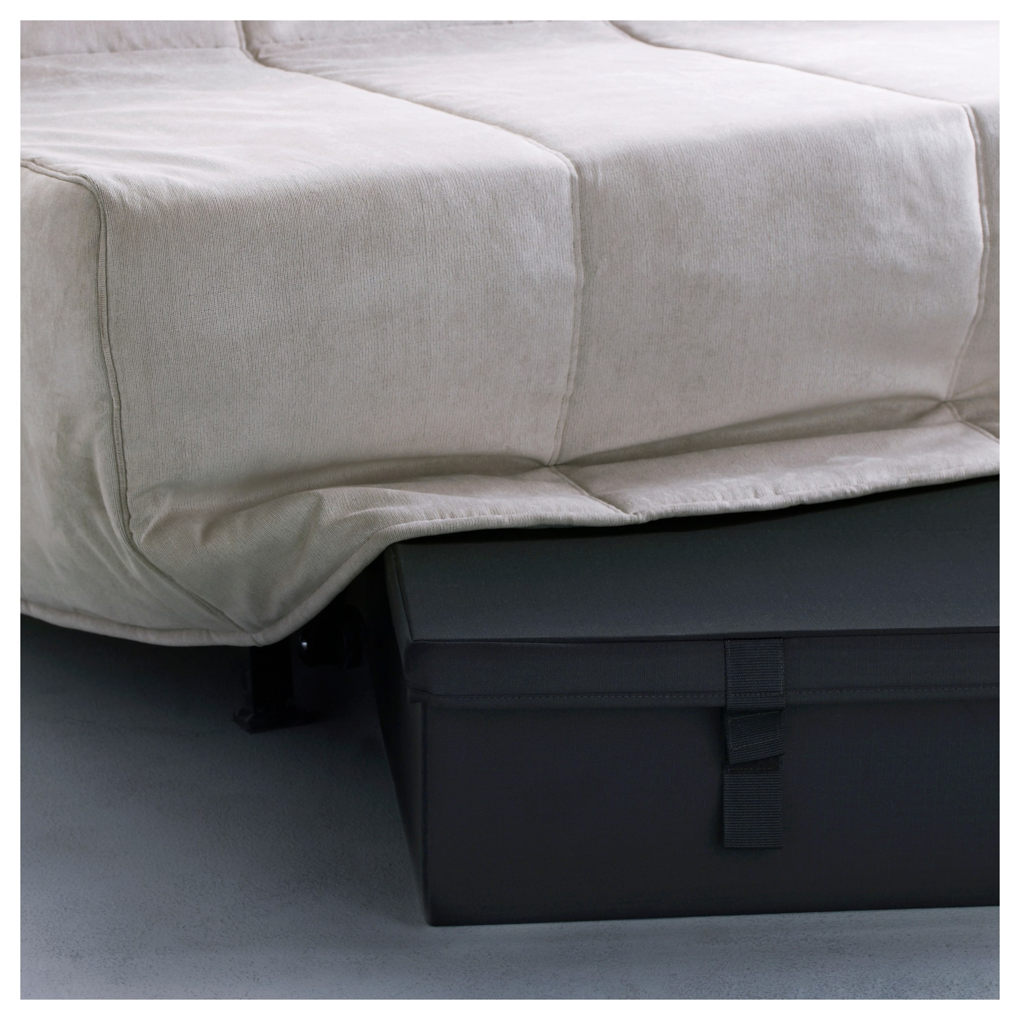 Sofa bed with storage box sitting pretty 6 sofa bed designs to complete your living room thesofa - Ikea sofa bed with storage ...