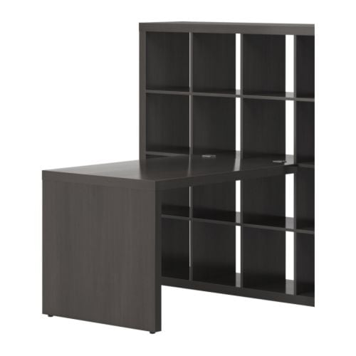 bureau expedit chez ikea. Black Bedroom Furniture Sets. Home Design Ideas