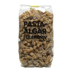 PASTAÄLGAR FULLKORN elk-shaped wholegrain pasta Net weight: 17.6 oz Net weight: 500 g