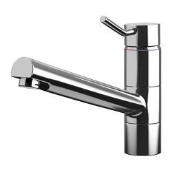 "TÄRNAN single lever kitchen faucet, chrome plated Length: 10 ¼ "" Height: 7 "" Length: 26 cm Height: 18 cm"