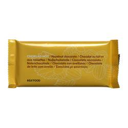 CHOKLAD NÖT milk chocolate bar w hazelnuts Net weight: 100 g