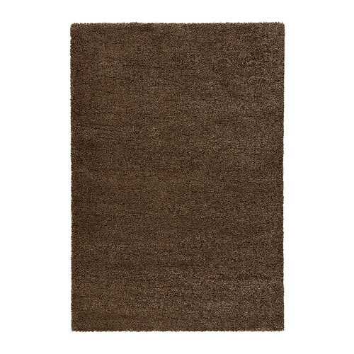 ÅDUM Rug, high pile IKEA The dense, thick pile dampens sound and provides a soft surface to walk on.